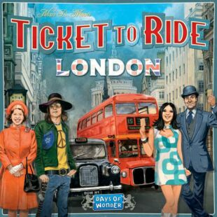 Ticket to Ride - London (eng)