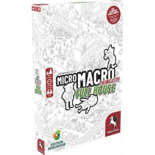 MicroMacro Crime City: Full house