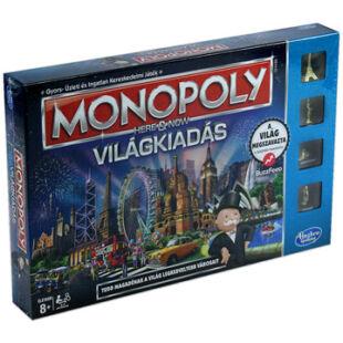 Monopoly Itt és Most - Világkiadás