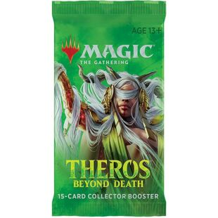 Magic The Gathering: Theros Beyond Death Collector booster - /EV/