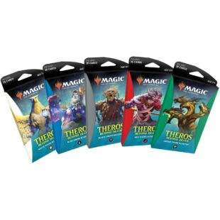 Magic The Gathering: Theros Beyond Death Theme Booster - fekete - /EV/
