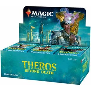Magic The Gathering: Theros Beyond Death - Booster Pack - /EV/