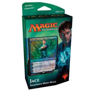 Magic The Gathering: War of the Spark- Planeswalker Deck (Jace) - /EV/
