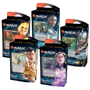 Magic The Gathering: Core 21 - Planeswalker Deck (eng) /EV/