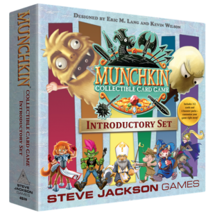 Munchkin CCG Introductory Set (eng)