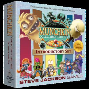 Munchkin CCG Introductory Set (eng) - /EV/