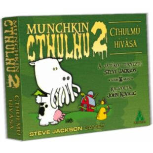 Munchkin - Cthulhu 2 Cthulhu hívása
