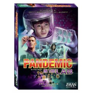 Pandemic - In the lab (eng) - /EV/