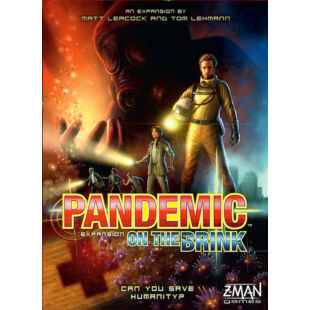 Pandemic - On the Brink (eng) - /EV/