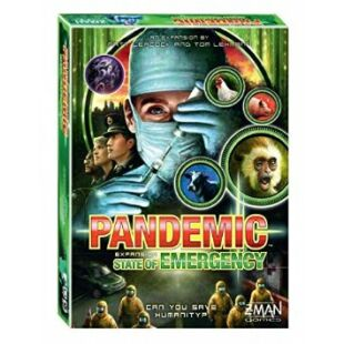 Pandemic - State of Emergency (eng) - /EV/