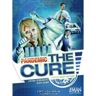 Pandemic - The Cure (eng) - /EV/
