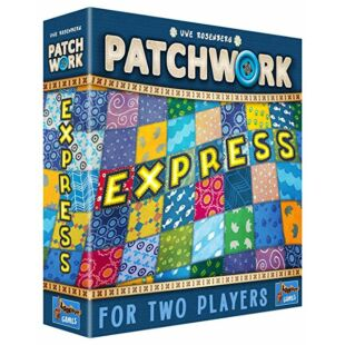 Patchwork Express - /EV/