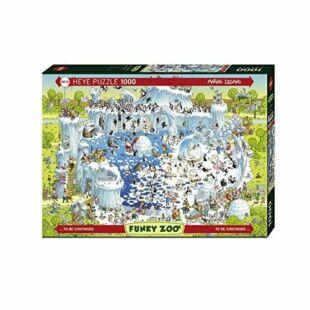 HEYE Puzzle - Polar Habitat 1000 db