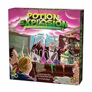 Potion Explosion (2. kiadás) (eng) - /EV/