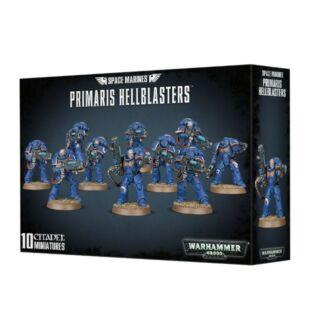 Warhammer 40K : Space Marine Primaris Hellblasters