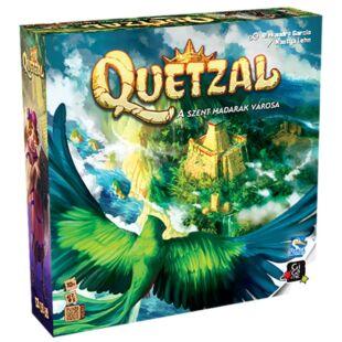 Quetzal - A szent madarak városa