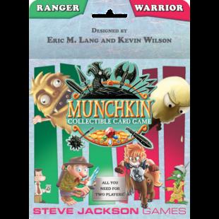 Ranger and Warrior Starter Set: Munchkin CCG (eng)