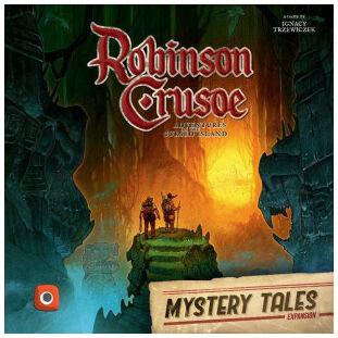 Robinson Crusoe: Mystery tales (eng)