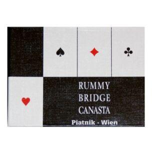 Kártya - Römi franciakártya