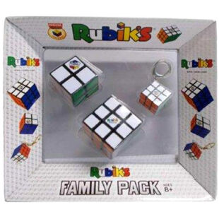Rubik kocka családi csomag