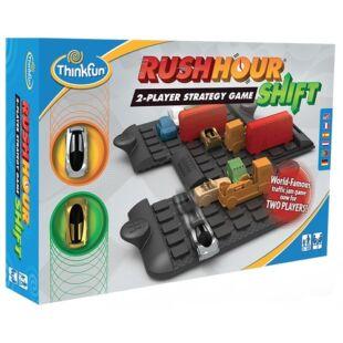 Rush Hour shift - Csúcsforgalom párbaj