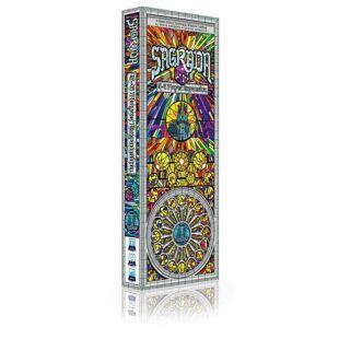 Sagrada társasjáték kiegészítő 5-6 főre (eng)