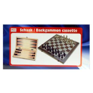 Sakk és backgammon - /EV/