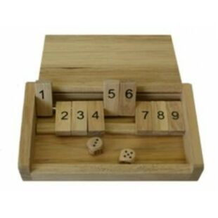 Shut the Box mini - /EV/