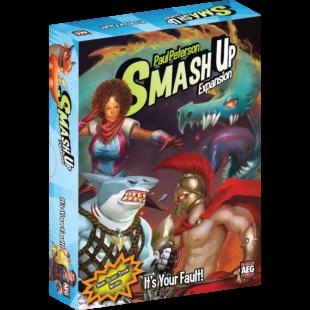 Smash up: It's your fault kiegészítő (eng) - /EV/
