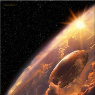 Playmat - Star Wars X-wing - Bespin (neoprén)