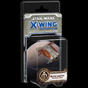 Star Wars X-wing: Quadjumper kiegészítő (eng)