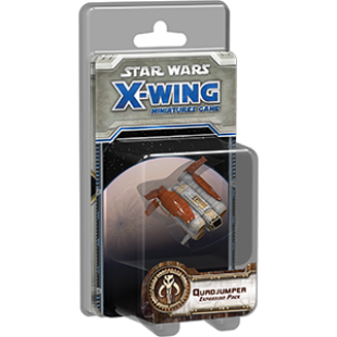 Star Wars X-wing: Quadjumper kiegészítő (eng) - /EV/