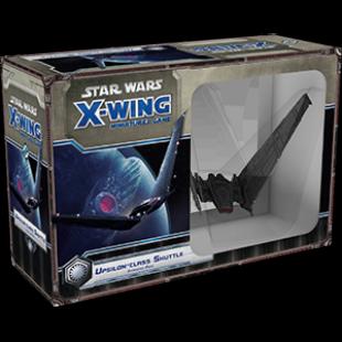 Star Wars X-wing: Upsilon-Class Shuttle kiegészítő (eng) - /EV/