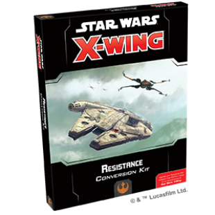 Star Wars X-wing: Resistance conversion kit (eng) - /EV/