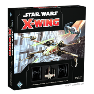 Star Wars X-wing second edition Core set (eng) - /EV/