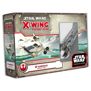Star Wars X-wing: U-szárnyú