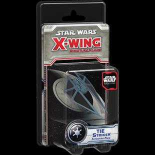Star Wars X-wing: TIE Striker kiegészítő (eng)