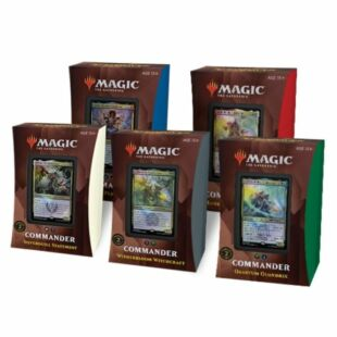 Magic The Gathering: Strixhaven - School of Mages - Commander deck