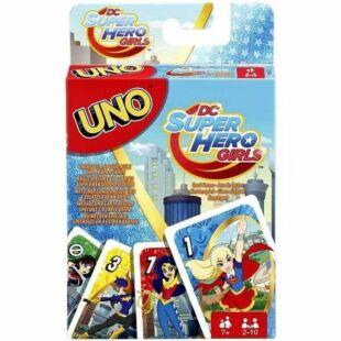Uno - Super hero girls