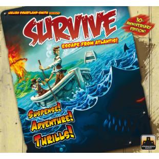 Survive - 30 éves jubileumi kiadás (eng) - /EV/