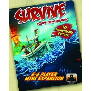 Survive - 5-6 fős mini kiegészítő (eng) - /EV/