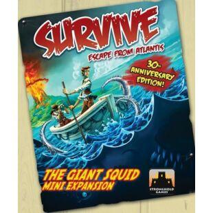 Survive - The Giant Squid mini kiegészítő (eng) - /EV/