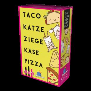 Taco Katze Ziege Käse Pizza (de)