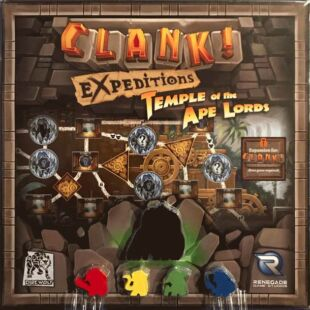 Klank! Temple of the Ape Lords (eng) /EV/