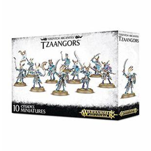 Warhammer Age of Sigmar: Tzeentch Arcanites Tzaangors