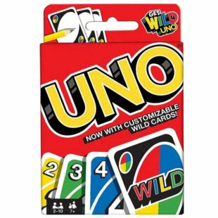 UNO Get Wild 4