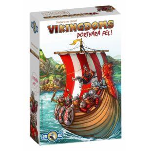 Vikingdoms - Portyára fel!