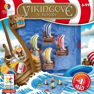 Vikingek (szlovák dobozban - magyar szabállyal)