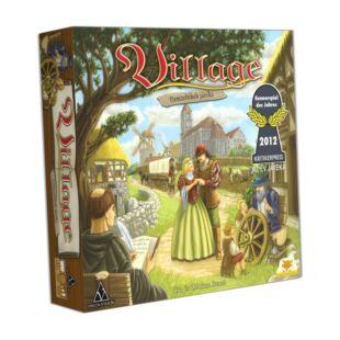 Village - Nemzedékek játéka (eng)