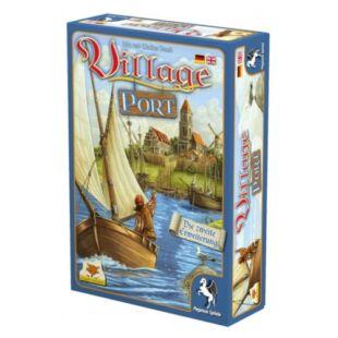 Village: Port kiegészítő